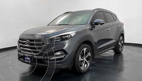 Hyundai Tucson Limited Tech usado (2016) color Gris precio $314,999
