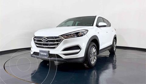 Hyundai Tucson GLS usado (2017) color Blanco precio $333,999