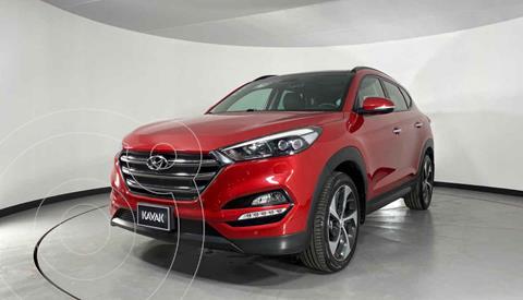 Hyundai Tucson GLS usado (2018) color Rojo precio $352,999