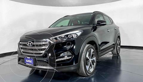 Hyundai Tucson GLS usado (2018) color Negro precio $347,999