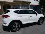 Hyundai Tucson Limited Tech usado (2017) color Blanco precio $355,000