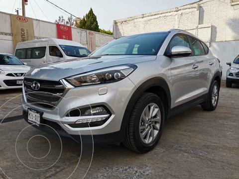 Hyundai Tucson Limited usado (2018) color Plata precio $349,000