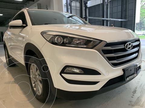 Hyundai Tucson GLS Premium usado (2017) color Blanco precio $305,900