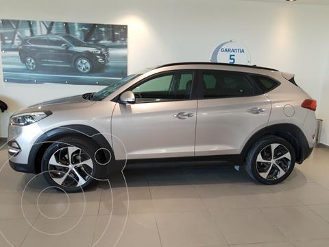 Hyundai Tucson Limited Tech usado (2016) color Beige precio $310,000