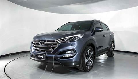 Hyundai Tucson GLS usado (2018) color Gris precio $342,999