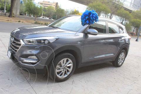 Hyundai Tucson Limited usado (2017) color Gris precio $308,000