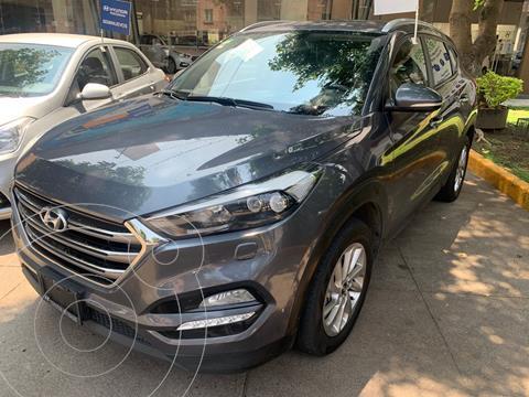 Hyundai Tucson Limited usado (2017) color Gris precio $299,000