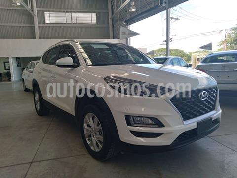 Hyundai Tucson GLS usado (2020) color Blanco precio $349,000