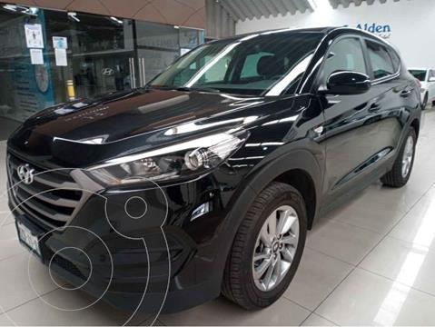 Hyundai Tucson GLS usado (2017) color Negro precio $275,000
