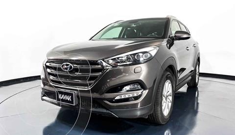 Hyundai Tucson Limited usado (2018) color Gris precio $354,999