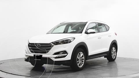 Hyundai Tucson Limited usado (2016) color Blanco precio $287,980