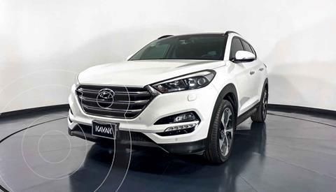 Hyundai Tucson Limited Tech usado (2018) color Blanco precio $374,999