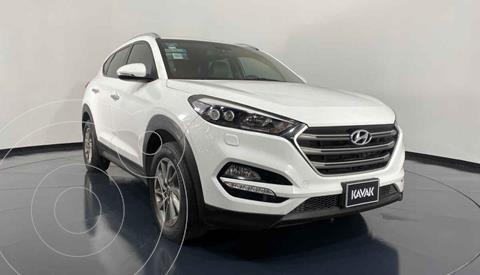Hyundai Tucson Limited Tech usado (2016) color Blanco precio $299,999