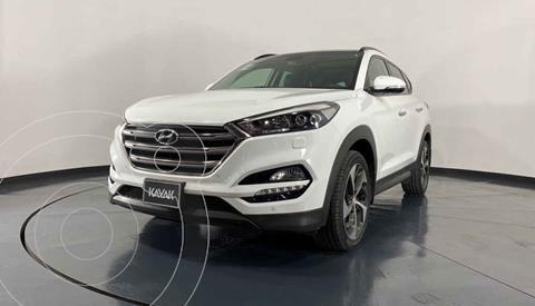 Hyundai Tucson GLS usado (2018) color Blanco precio $352,999