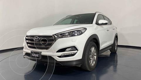 Hyundai Tucson GLS usado (2018) color Blanco precio $314,999