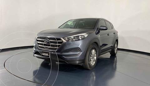 Hyundai Tucson GLS usado (2018) color Gris precio $312,999