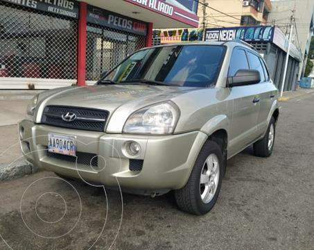 Hyundai Tucson Full Equipo usado (2007) color Bronce precio u$s5.500