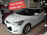 Foto venta Auto usado Hyundai Veloster 1.6L GLS (2012) color Blanco precio $299.000