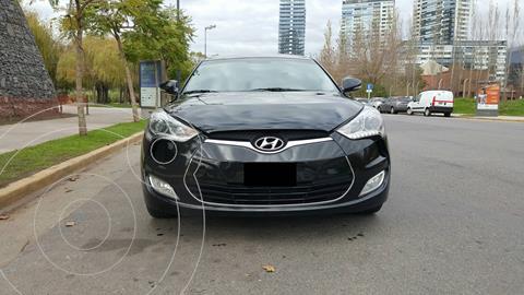 Hyundai Veloster VELOSTER 1.6 usado (2012) color Negro precio $1.850.000
