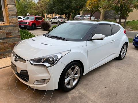 Hyundai Veloster 1.6L GLS usado (2014) color Blanco Cristal precio $2.000.000