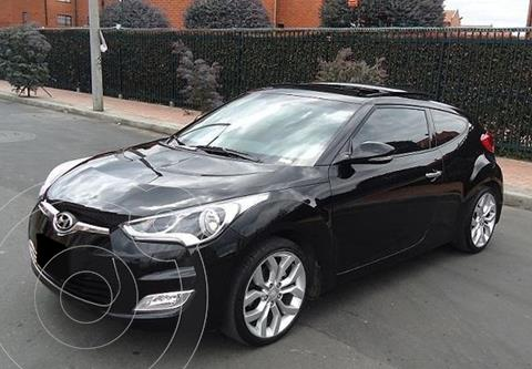 Hyundai Veloster GLS 1.6 Full Aut usado (2013) color Negro precio $6.500.000