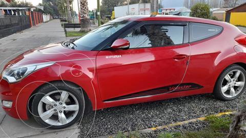 Hyundai Veloster 1.6 GLS  usado (2014) color Rojo precio $10.500.000