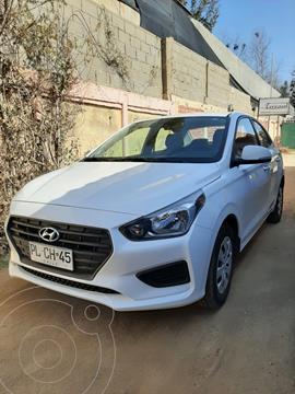 Hyundai Verna  1.4L SEL  usado (2021) color Blanco precio $8.000.000