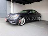 Foto venta Auto usado Infiniti G Coupe 37 (2012) color Grafito precio $245,000