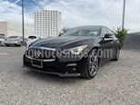 Foto venta Auto usado Infiniti Q50 3.5 Hybrid (2016) color Negro precio $420,000