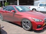 Infiniti Q50 Hybrid usado (2017) color Rojo precio $465,000