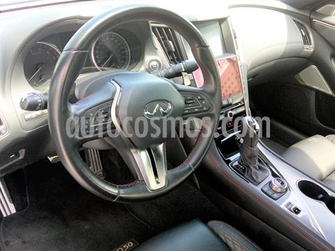 Infiniti Q50 400 Sport usado (2018) color Negro precio $627,000