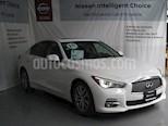 Foto venta Auto usado Infiniti Q50 Perfection (2015) color Blanco precio $265,000