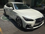 Foto venta Auto usado Infiniti Q50 Q50 3.0L SPORT 300 HP (2018) color Blanco precio $570,000