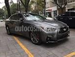 Foto venta Auto usado Infiniti Q50 Q50 400 SPORT T/A RWD (2018) color Gris precio $590,000