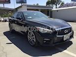 Foto venta Auto usado Infiniti Q50 Q50 400 SPORT T/A RWD (2017) color Negro precio $520,000