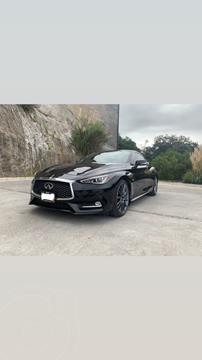Infiniti Q60 400 Sport usado (2017) color Negro precio $620,000