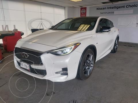 Infiniti QX30 Sport Plus usado (2018) color Blanco precio $395,000