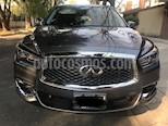 Foto venta Auto usado Infiniti QX60 2.5 Hybrid (2017) color Polvora precio $780,000