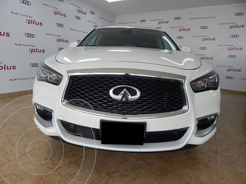 Infiniti QX60 3.5 Perfection usado (2017) color Blanco precio $445,000