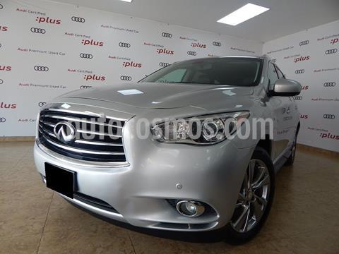 Infiniti QX60 3.5 Perfection usado (2014) color Plata Dorado precio $329,000