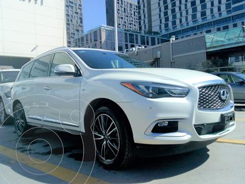 Infiniti QX60 3.5 Perfection usado (2017) color Blanco precio $520,000