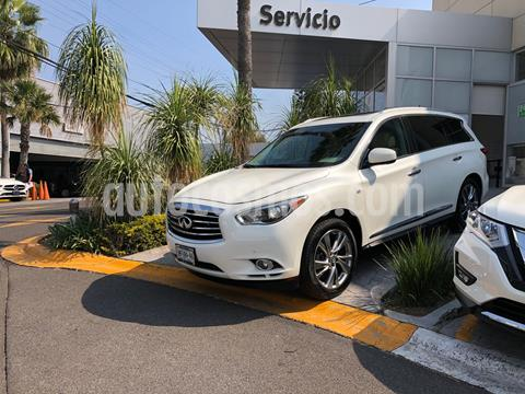 Infiniti QX60 3.5 Perfection usado (2015) color Blanco precio $389,000