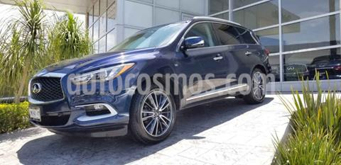 Infiniti QX60 3.5 Perfection Plus usado (2017) color Azul precio $581,000