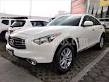 Foto venta Auto usado Infiniti QX70 3.7 Seduction (2014) color Blanco precio $390,000