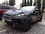 Foto venta Auto usado Infiniti QX70 3.7 (2016) color Negro precio $490,000