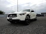 Foto venta Auto usado Infiniti QX70 QX70 3.7 SPORT AT 4WD 5P color Blanco precio $600,000