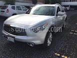 Foto venta Auto usado Infiniti QX70 QX70 3.7 V6 SEDUCTION (2014) color Plata precio $390,000