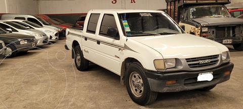 Isuzu Pick up 2.8 LS 4x4 Cabina Doble usado (2001) color Blanco precio $1.298.000