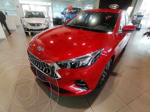 JAC J7 Advanced  nuevo color Rojo precio $345,000
