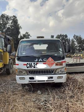 JAC Refine Minera 12P   usado (2014) color Blanco precio $13.000.000